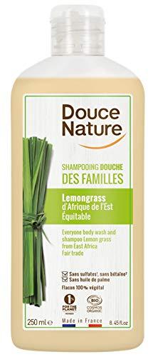 Douce Nature SHAMPOOING Douche Lemongrass 250ML