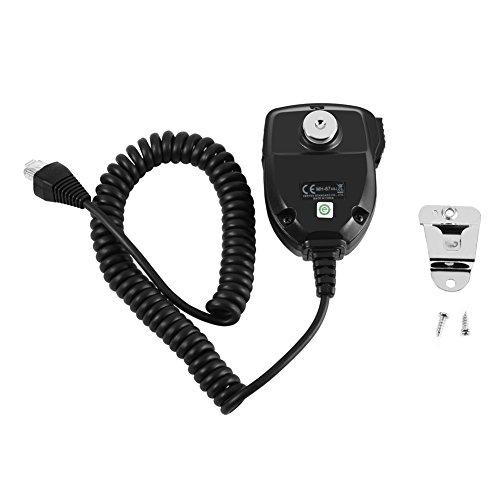 Slinger Externe Auto Microfoon, MH-67A8J Micro Mobiele Microfoon voor Yaesu/Vertex Radio VX2500 VX2508 VX2208 VX2108 8 Pin