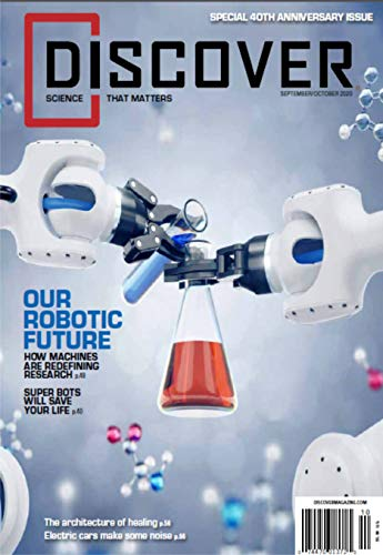 Discover Magazine - Science that...