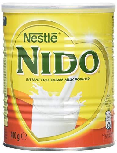 Preisvergleich Produktbild Nestle Nido Milk Powder 400 g (Pack of 6)
