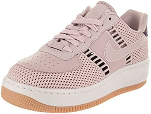NIKE AF1 Upstep SI Particle Rosa Particle Rosa Basketball-Schuh 7 US