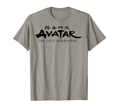 Nickelodeon Avatar The Last Airbender Logo T-Shirt