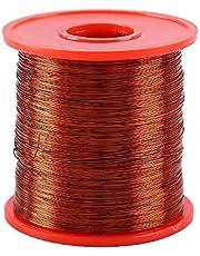 Alambre De Cobre QZ-2/130 0.33mm 2UEW Alambre Lectromagnético Esmaltado De Poliuretano Para Bobina De Inductancia De Cable De Transformador