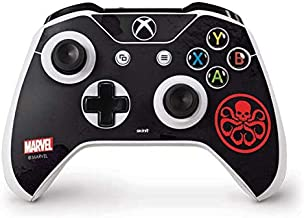 Skinit Decal Gaming Skin for Xbox One S Controller - Officially Licensed Marvel/Disney Hydra Emblem Design