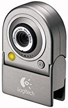 Logitech QuickCam with Built-in Microphone for Notebooks Deluxe (961400-0403)