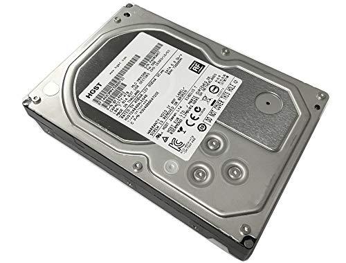 HITACHI 0F14683 Ultrastar A7K4000 4TB 7200 RPM 64MB cache SATA 6.0Gb/s 3.5 internal hard drive (Bare Drive) (Renewed)