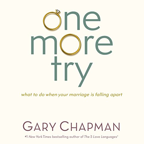One More Try audiobook cover art