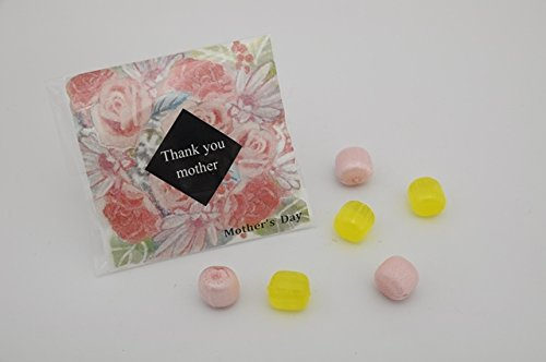 岩井製菓 母の日プレゼント あめいろこづつみ 花柄 250袋 まとめ買い
