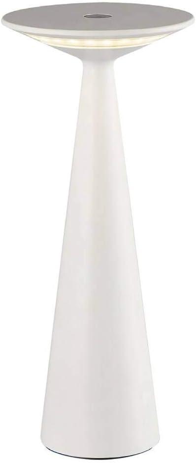 14 opinioni per Cristher Lighting- BLOMMA lampada led da esterno portatile bianca