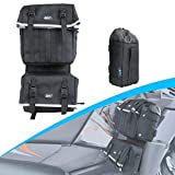 MFC Universal Fender Pack Storage Bags Tank Saddle Bags Rear Storage Bags With Water Pouch,With Handbag Shoulder Bag Function Fit For ATV Hunting Fishing