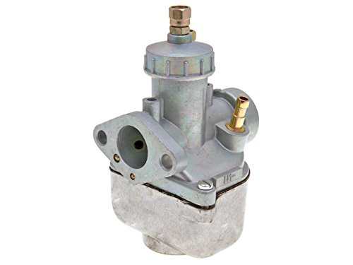 Vergaser Tuning 19N1 19mm Ersatzteil für/kompatibel mit Simson S50, S51, Schwalbe, Star, Habicht, SR4, KR51