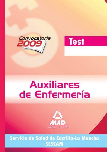 Auxiliares De Enfermería Del Servicio De Salud De Castilla-La Mancha (Sescam). Test