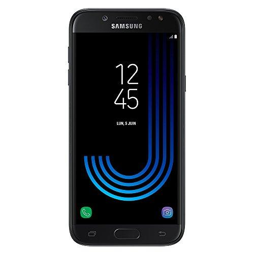 Samsung Galaxy J5 2017 Smartphone débloqué 4G (Ecran: 5,2' - 16 Go - Nano-SIM - Android) Noir