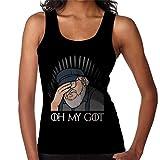 Photo de George RR Martin Oh My GOT Women's Vest