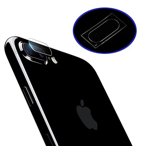 Todotumovil Protector de Camara Apple iPhone 7 Plus I7 Cristal Templado Vidrio para Lente del movil