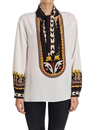 Etro Luxury Fashion Damen 153479057990 Multicolour Seide Bluse | Frühling Sommer 20
