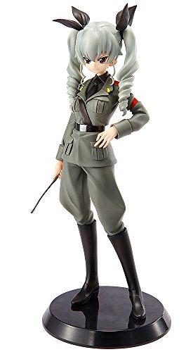 Good Smile Filles und Panzer Commander Filles Collection : Anchois PVC Figure (Version Standard) (1 : 8 Scale)
