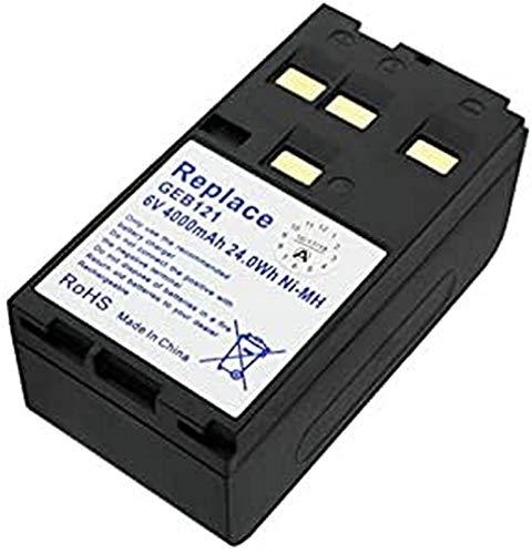 Batería para Leica GEB121 GEB122, FS282 (4000 mAh)