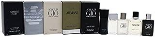 Giorgio Armani Variety for Men Mini Gift Set