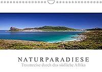 Naturparadiese - Traumreise durch das suedliche Afrika (Wandkalender 2022 DIN A4 quer): Stille und wundervolle Naturlandschaften (Monatskalender, 14 Seiten )