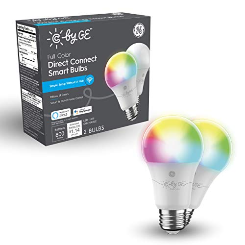 Up to 38% off GE Direct Connect Smart LED Bulbs and Outdoor Smart Plug