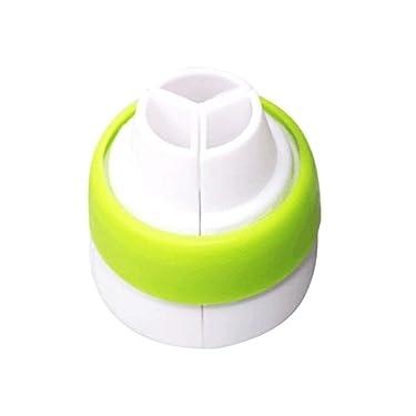 undefined - Molde de glaseado para tarta de crema de decoración de glaseado bolsa de boquilla rusa convertidor de acoplador