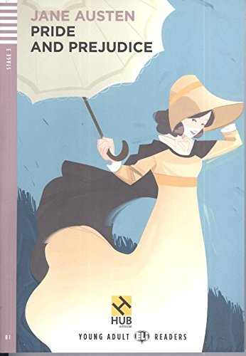 Pride and Prejudice. Hub Young Adult Eli Readers. Stage 3 B1 ( + Audio CD and Booklet)