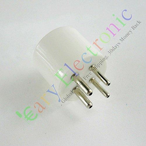Cary 44pol Keramik Vakuum Röhrenfassungen Ventil-Unterteil FR U4A 300B 811Audio-Verstärker diy