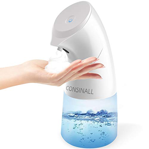 (80% OFF) Automatic Touchless Foaming Soap Dispenser $8.00 – Coupon Code