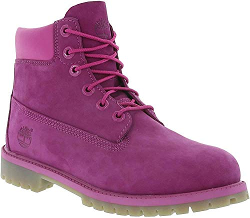 Timberland Boots 6 Inch Premium Junior Unisex pink (A14YQ), 35,5, pink