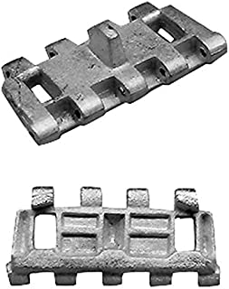 1/35 Workable Metal Track Link Set for Italian P40 Tank Model Kit