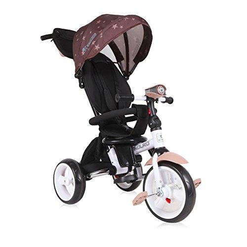 Lorelli 10050410011 driewieler schaalbaar voor baby/kinderen Enduro beige
