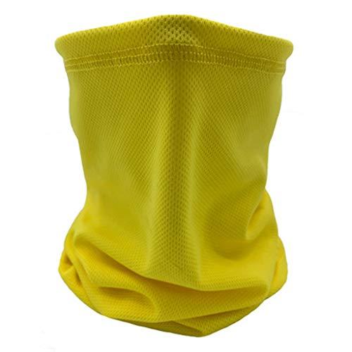 Dasongff Multifunctionele sjaal voor dames en heren, elastische hoofdbedekking, hoofdband, fiets, motorfiets, binnenband, vrije tijd, halsdoek, face-schild, multi-Scarf outdoor doek