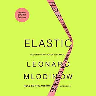 Elastic audiobook cover art