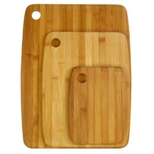 JJA Set 3 Tablas para Cortar de Bambu