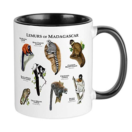 Type of Lemurs in Madagascar Mug