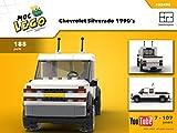Chevrolet Silverado 1990's (Instruction Only): MOC LEGO (English Edition)