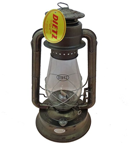Dietz #80 Blizzard Oil Burning Lantern (Unfinished)