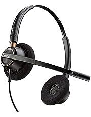 Plantronics HW520 Encorepro redukcja szumów nad głową zestaw słuchawkowy obuuszny P/N 89434-02, czarny