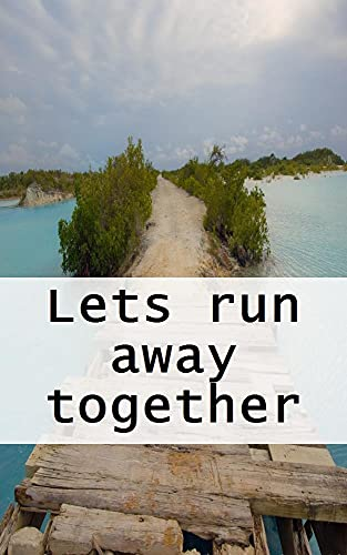Lets run away together (French Edition)