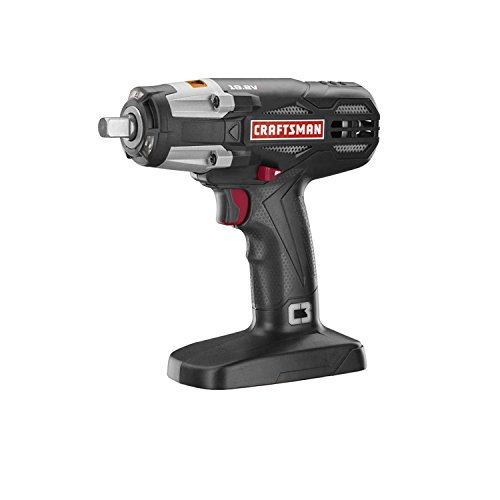 """Craftsman c3 19. 2 volt 1/2"""" heavy duty impact wrench (tool only - bulk packaged)"""