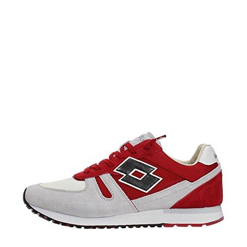 scarpe lotto uomo japan Lotto Legenda T457 Sneakers Uomo Pearl/Red RSP 44
