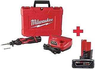 Milwaukee Soldering Iron Kit, 90W, Pistol Grip