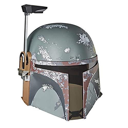 KHHK Boba Fett Helm Star Wars Maske Cosplay Prop Schmied Latex Helm