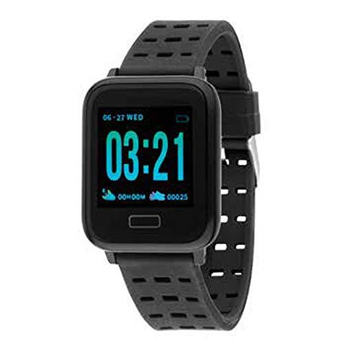 Nowley Reloj Digital smartwatch Smart Bracelet Negro