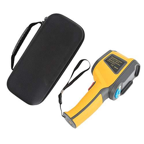 Cámara termográfica HT-02 Pantalla LCD Termómetro infrarrojo Cámara de imagen infrarroja Termómetro de mano Rango de temperatura de -20 ℃ a 300 ℃ / -4 ℉ a 572 ℉
