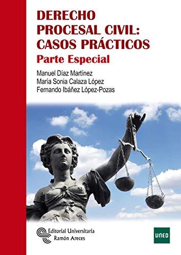 Derecho procesal civil: Casos prácticos: Parte Especial (Manuales)