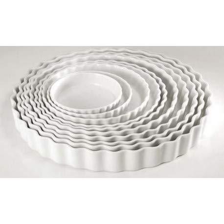 Pillivuyt Tarteform (Ausmaße : Nr. 9 Durchmesser 285 mm, Höhe 4 cm)