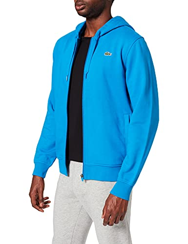 Lacoste SH1551 Sweater, Ultramarine/Ultramarine, XS Homme