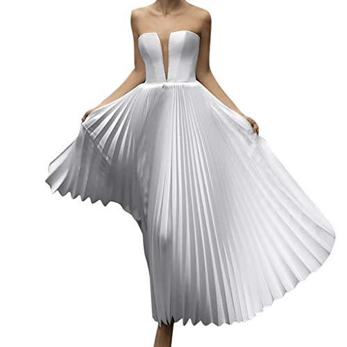 Vestidos Largo Mujer Elegante Vestido de Novia Vestidos de Boda del cordón Fiesta Vestidos Vestido de Cóctel Vestido de Noche Vestido Moda Vestidos Largo Sexys Cuello en v Vestidos vpass